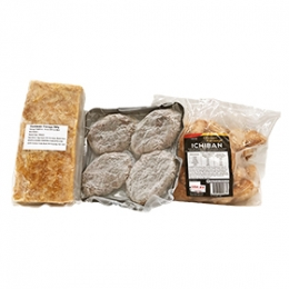 ***Fully Cooked Food Pack