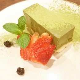 UMAMI Matcha Green Tea Cheese Cake 8p(700g)