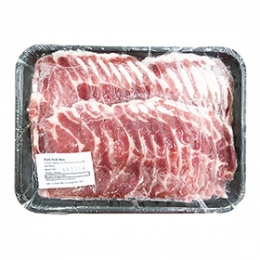 Pork Neck Slice 500g