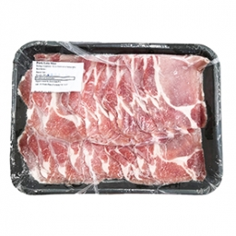 Pork Loin Slice 500g
